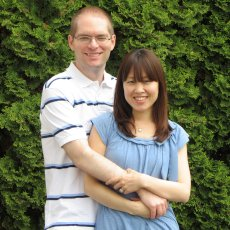 Our Waiting Family - Ryan & Masae